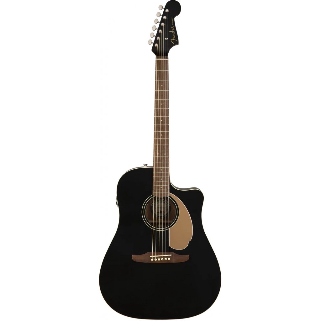 Fender Redondo Player WN Jetty Black