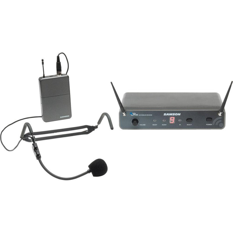 Samson Concert 88 UHF Headset Wireless Sytem