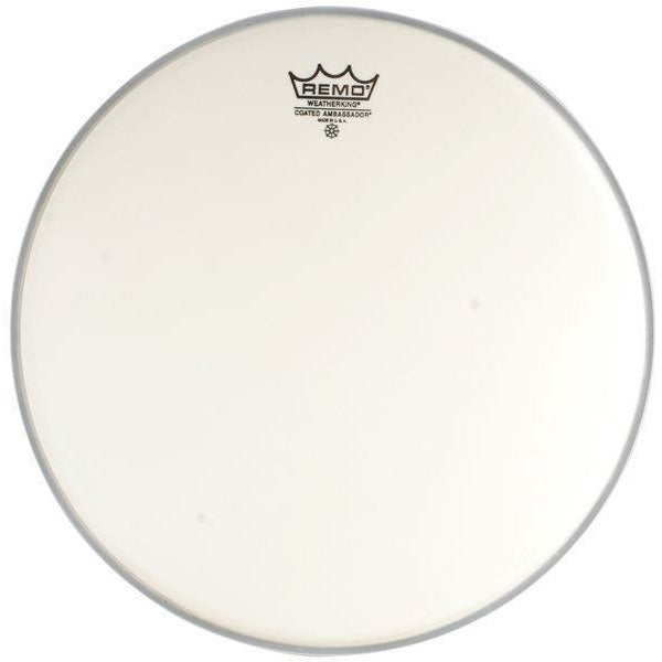 Remo Ambassador Coated Drum Heads