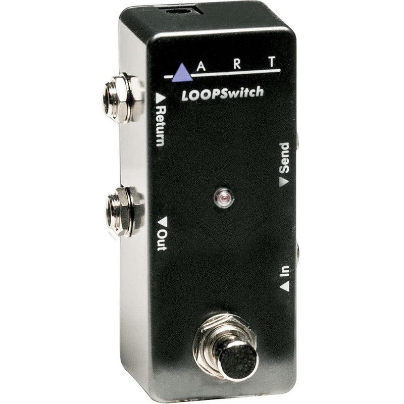 ART Pro Audio Loop Switch
