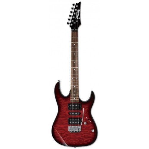Ibanez RX70QA Gio Transparent Red
