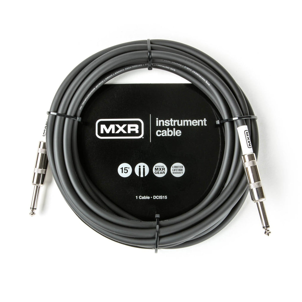 MXR 15 foot Standard Instrument Cable
