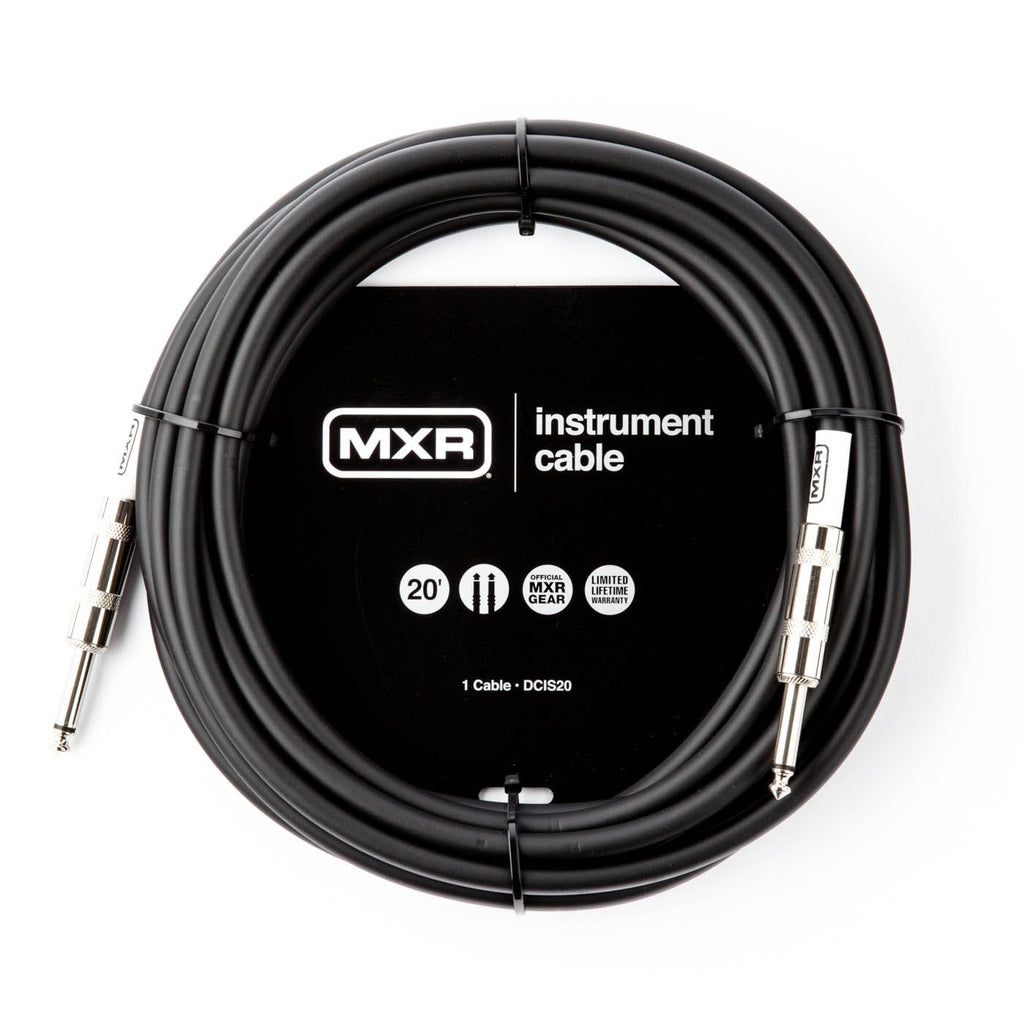 MXR 20 foot Standard Instrument Cable