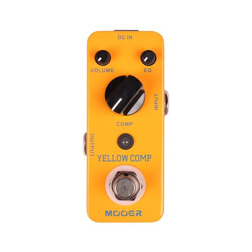 Mooer Yellow Compressor