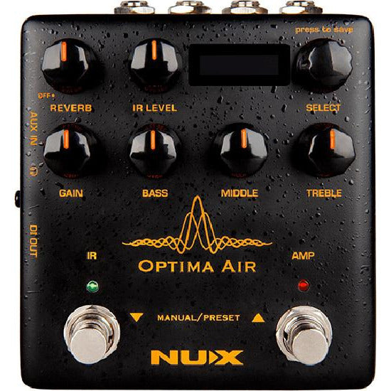 Nu-X NAI-5 Optima Air Acoustic