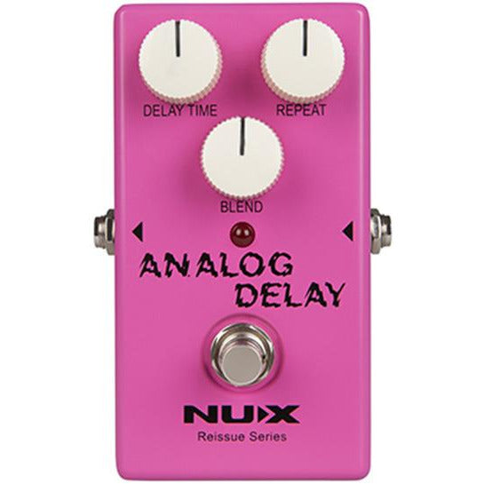 Nu-X Analog Delay Pedal
