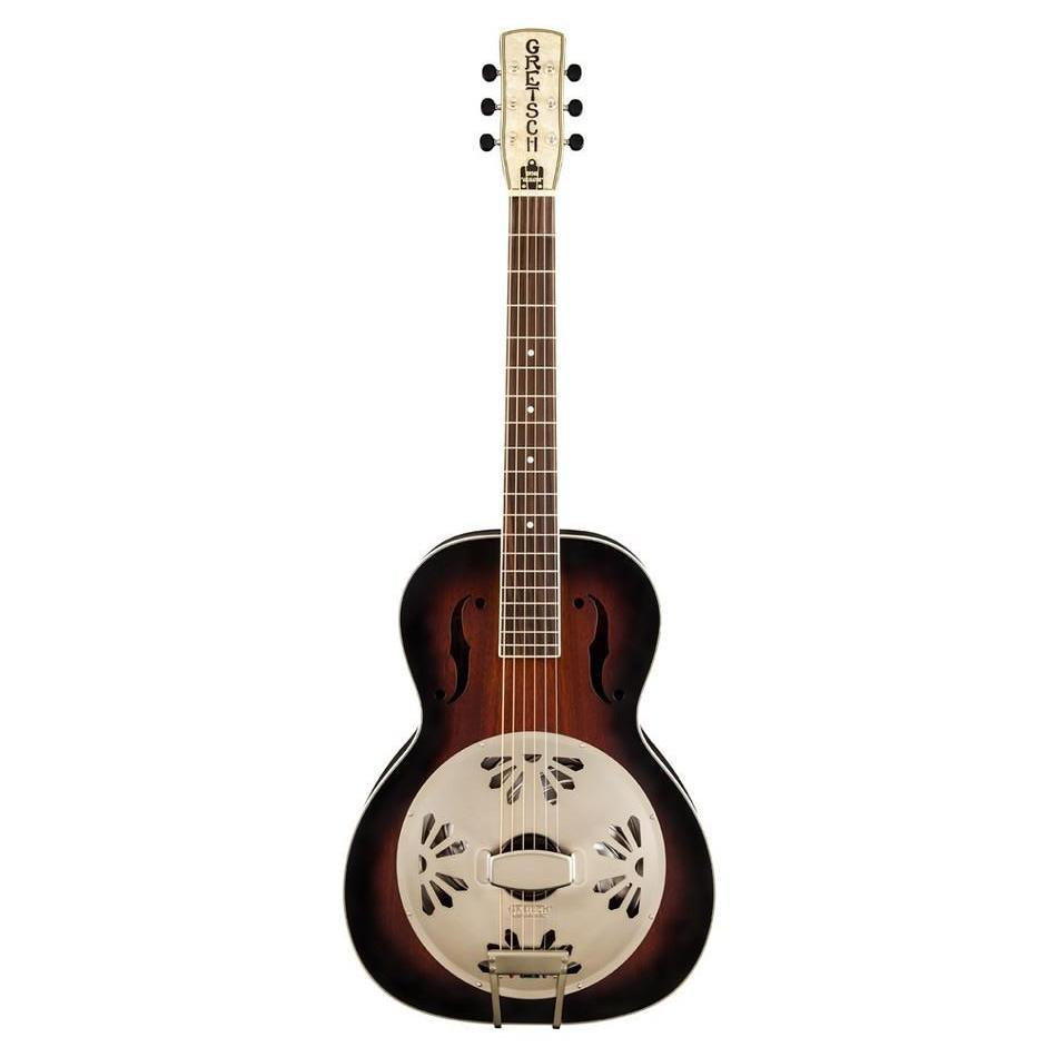 Gretsch G9240 Alligator Biscuit Round-Neck Resonator