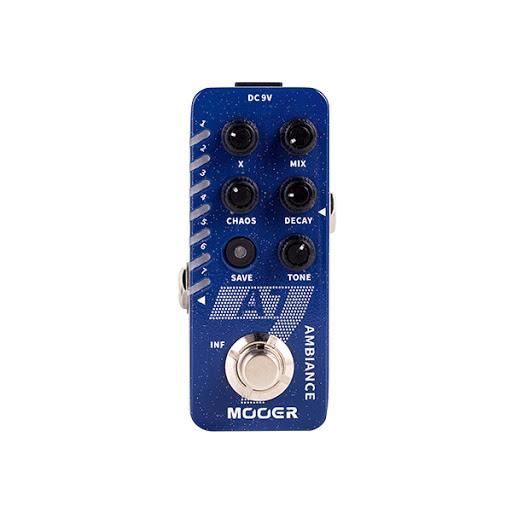 Mooer A7 Ambiance Micro Pedal