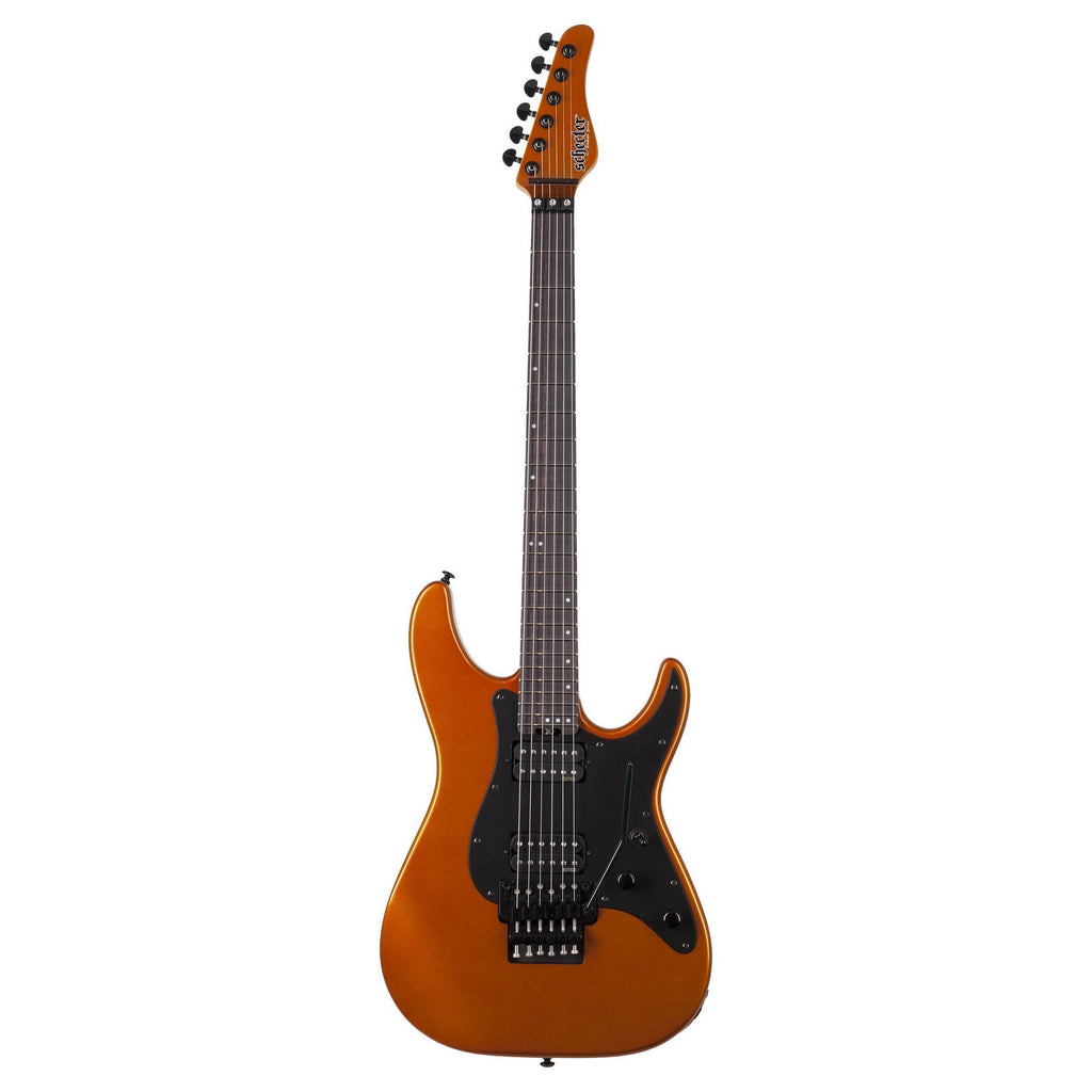 Schecter Sun Valley Super Shredder FR Lambo Orange