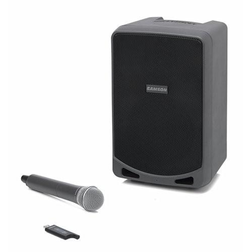 Samson XP106W Rechargeable PA with Wireless and Bluetooth