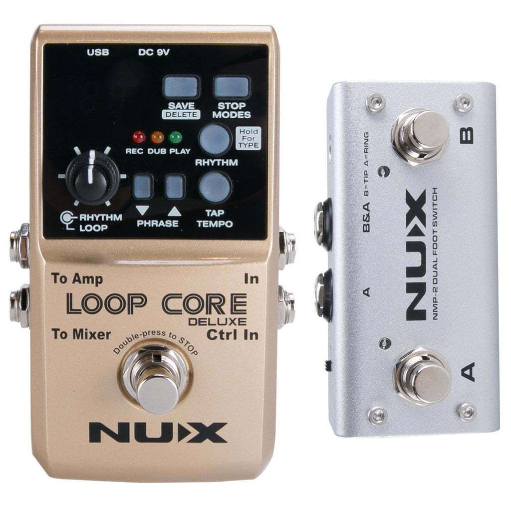 Nu-X Loop Core Deluxe Bundle