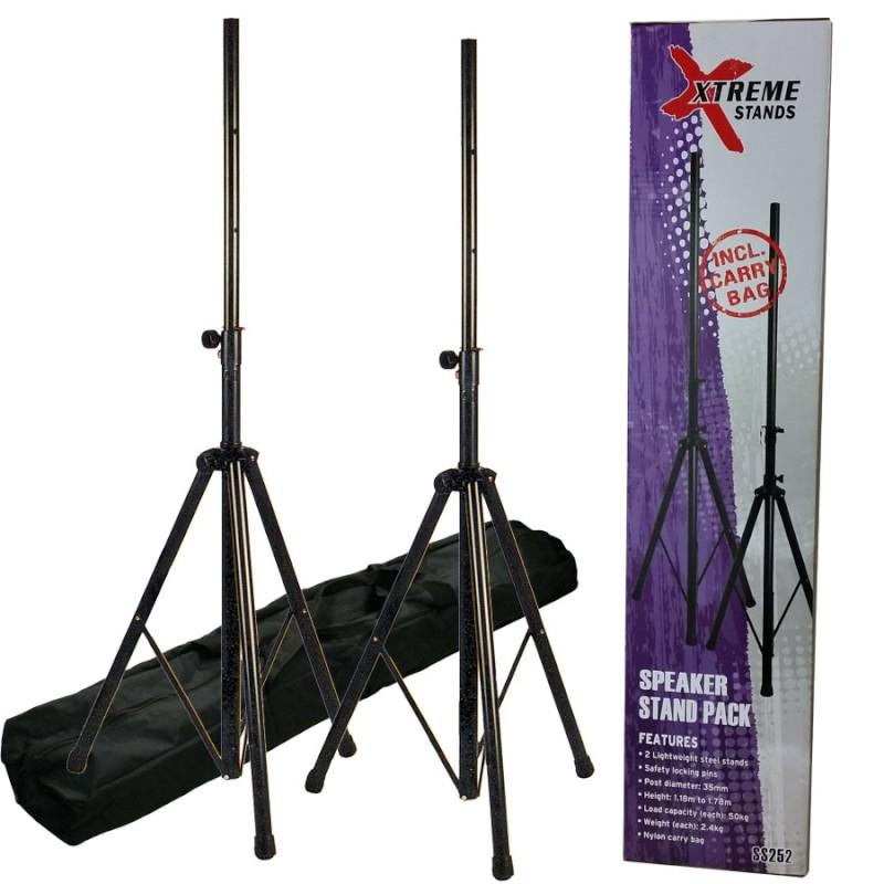 Xtreme SS252 Speaker Stand Package