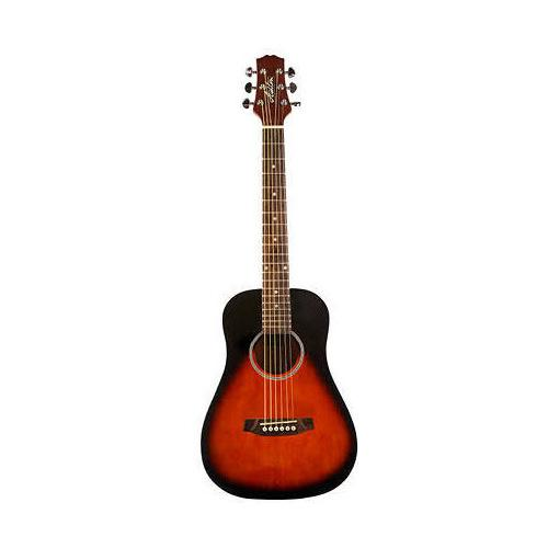 Ashton Joey Acoustic Mini Tobacco Sunburst