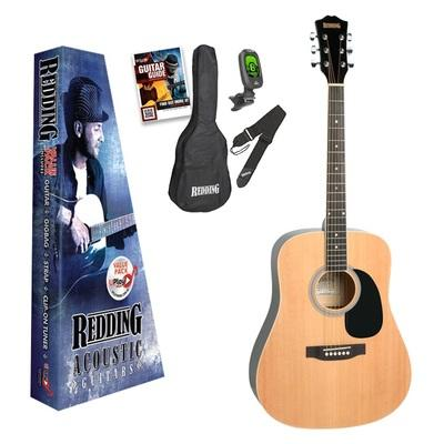 Redding RED50 Acoustic Guitar Pack