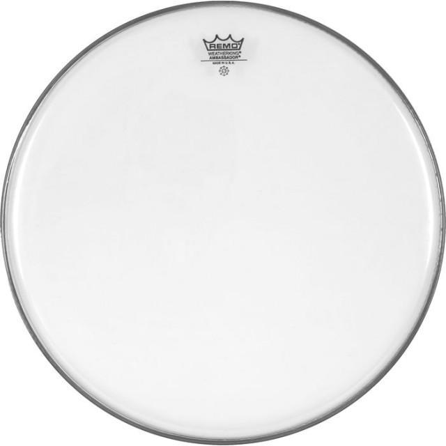 Remo 24 inch Ambassador Coated Bass Drum Head