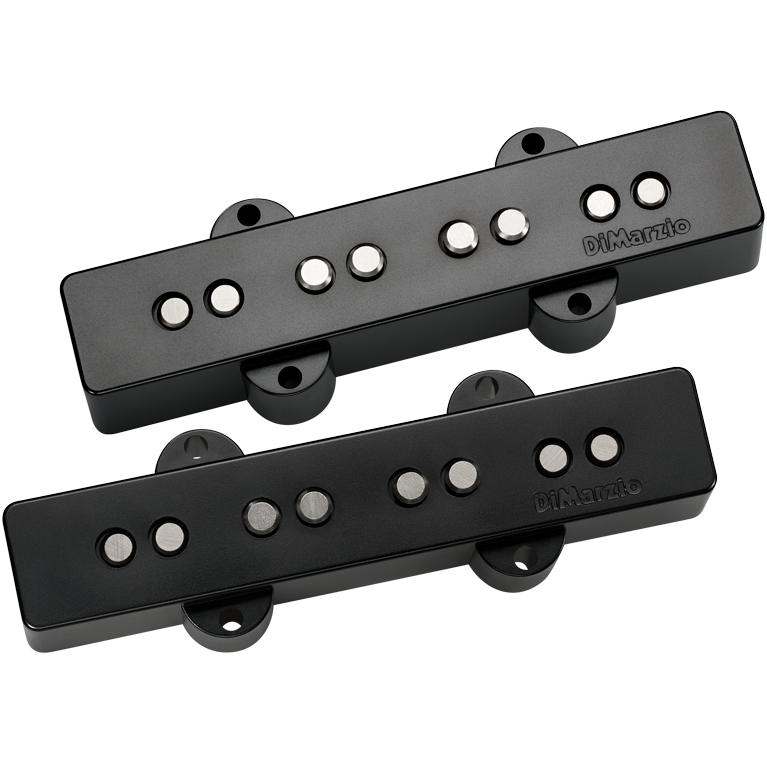 Dimarzio DP149B Ultra Jazz Bass Pickup Set