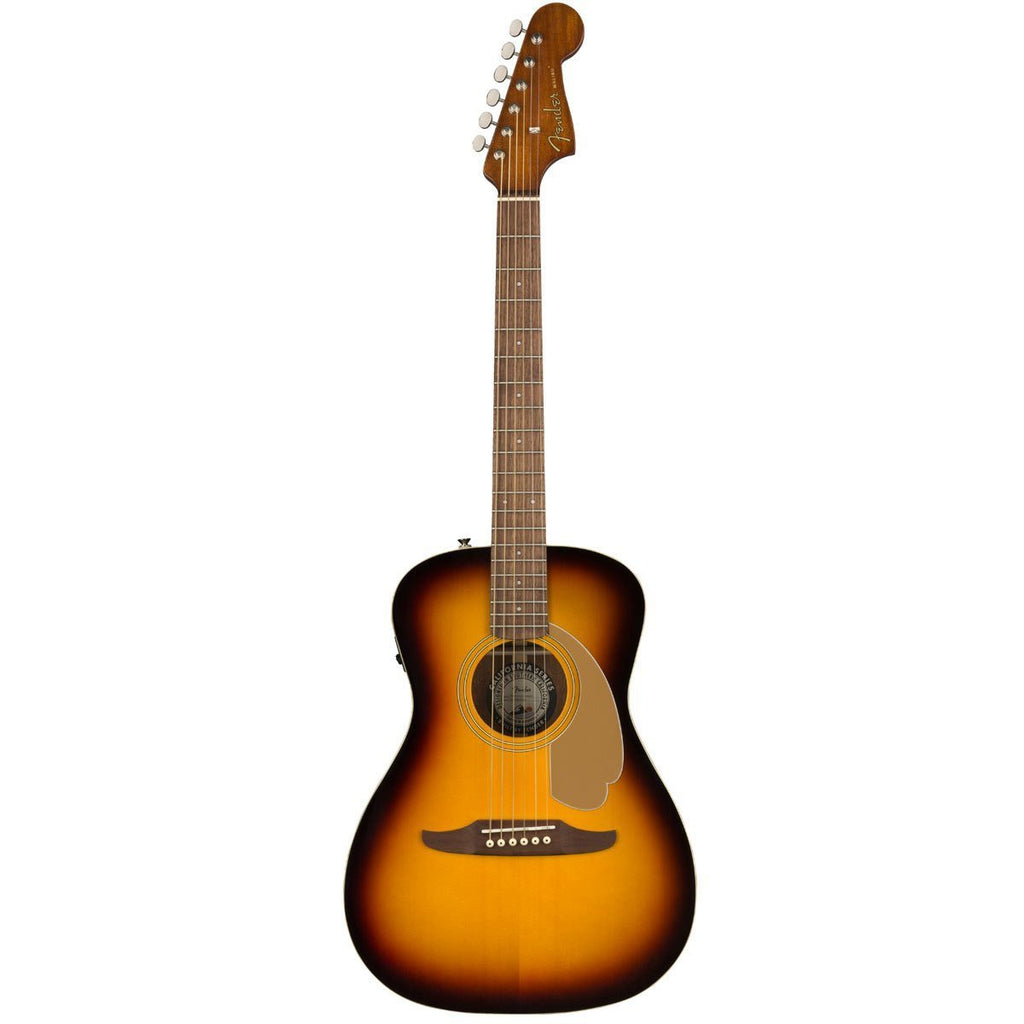 Fender California Player Malibu Sunburst