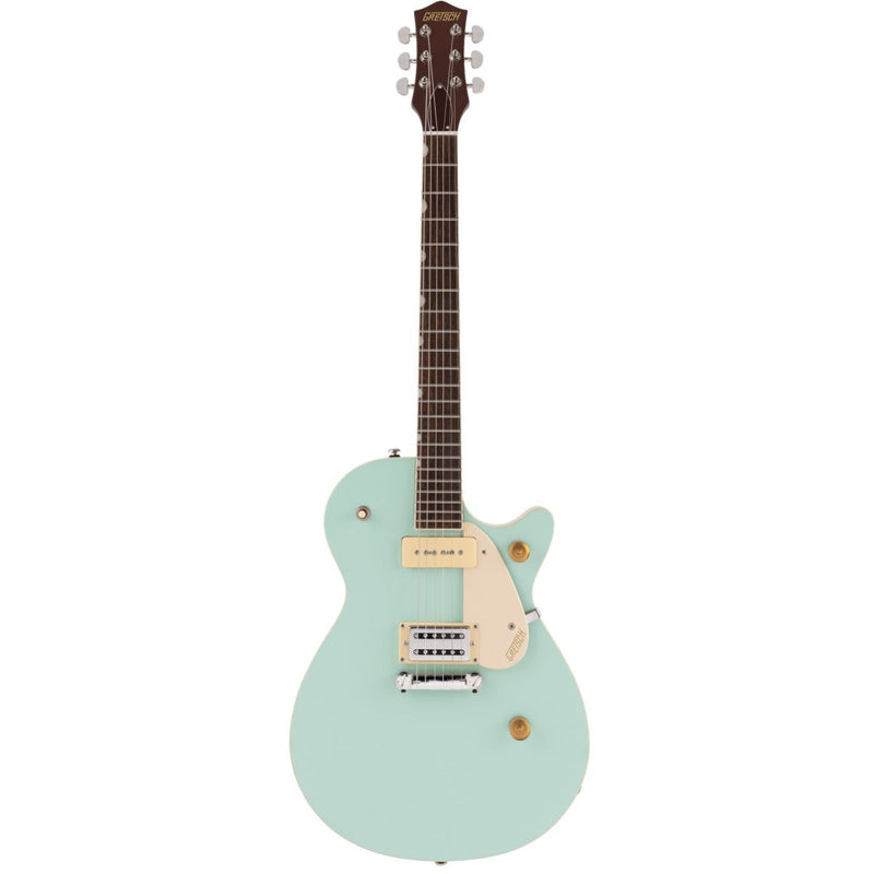 Gretsch G2215-P90 Streamliner Junior Mint Metallic
