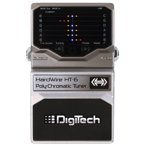 Digitech HT-6 Hardwire Polyphonic Tuner