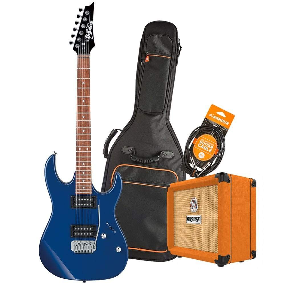 Ibanez RX22 Electric Guitar Starter Pack Blue