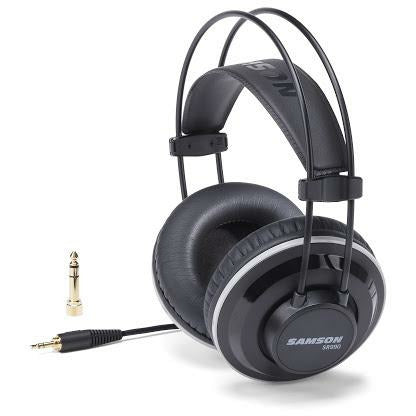 Samson Audio SR990 Studio Reference Headphones