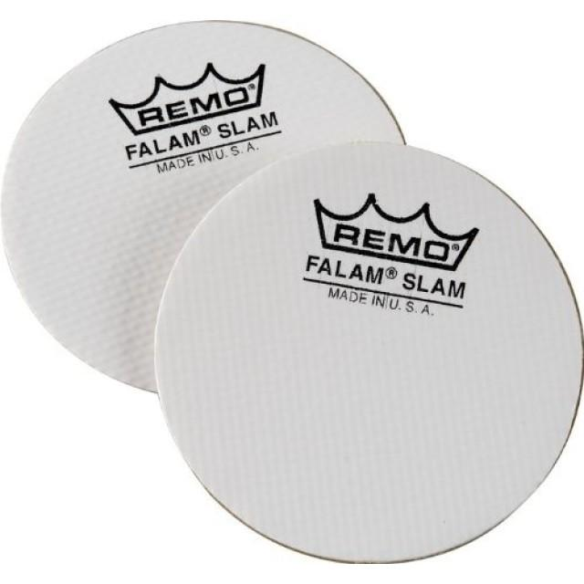 Remo 2.5 inch Falam Slam Patch 2 Pack