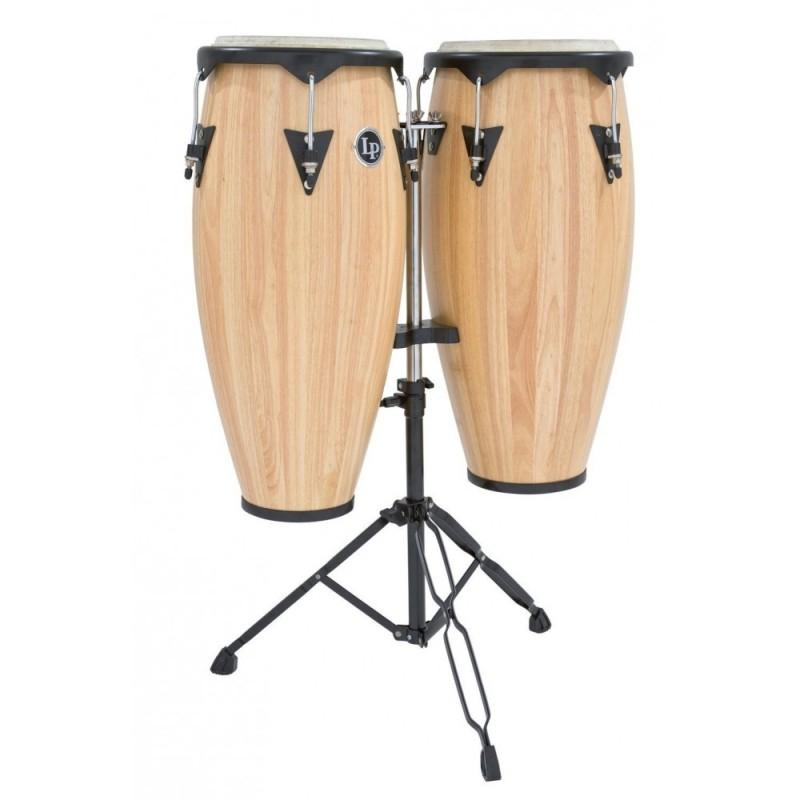 LP City Series Conga Set w/Stand