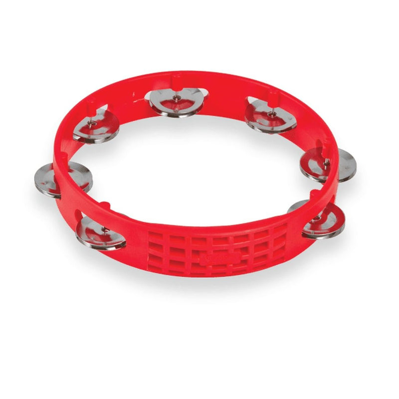 LP Aspire 8 inch Tambourine Red