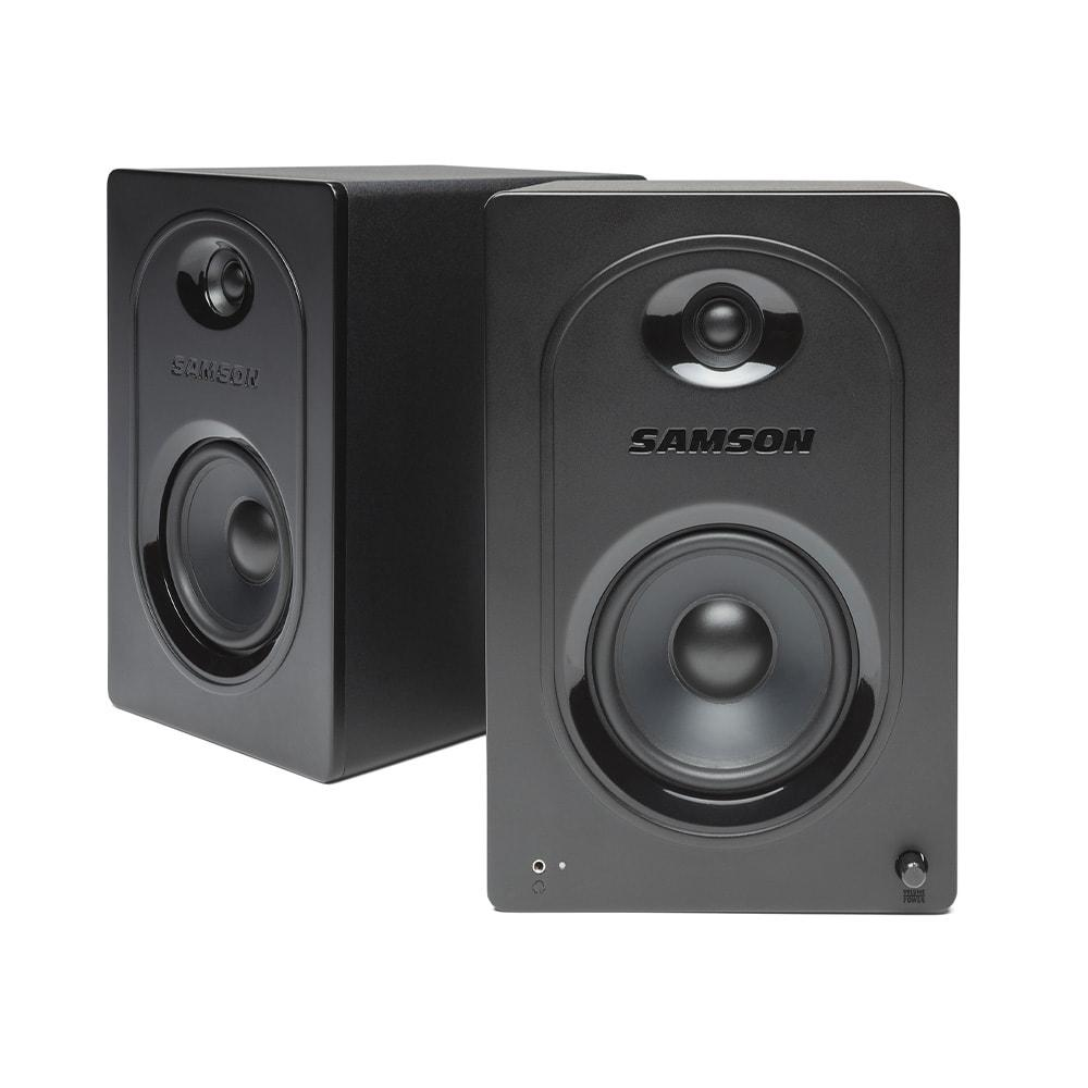 "MedioOne 5"" Powered Studio Monitors Pair"