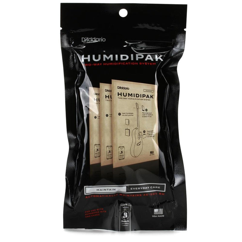 Planet Waves Humidipak System Replacement Packets (3)