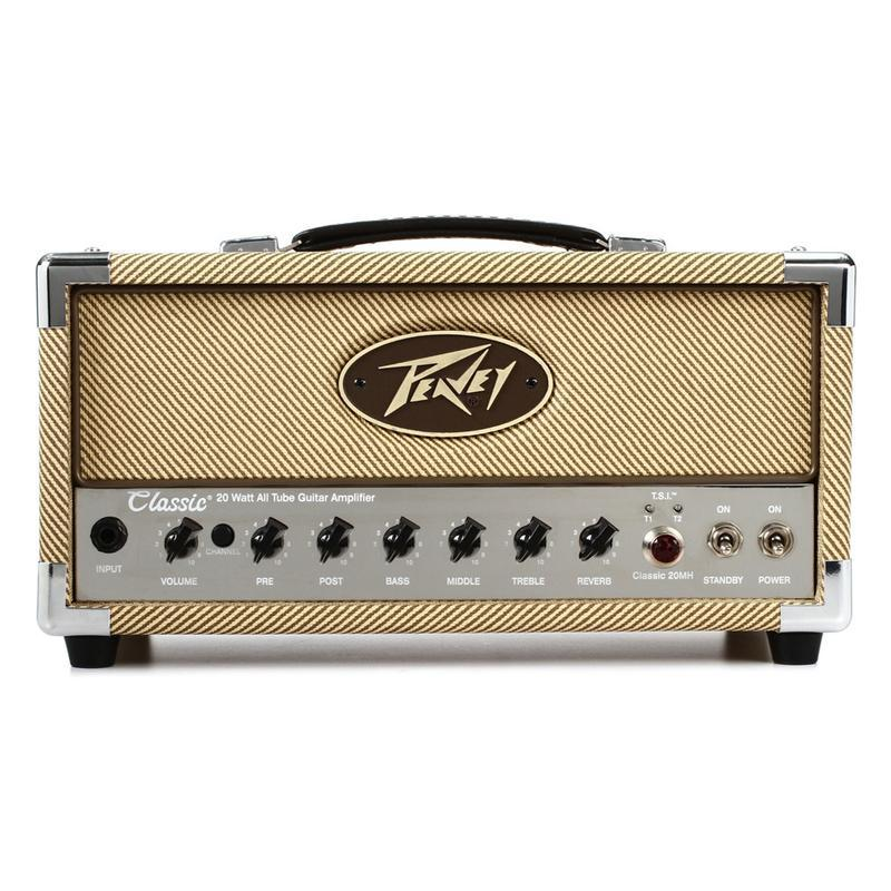 Peavey Classic Series 20 watt Mini Head