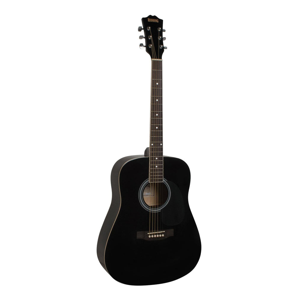 Redding RED50 Acoustic Guitar Pack - Black