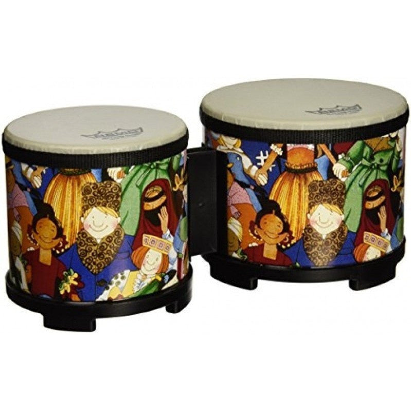 Remo Rhythm Club Mini Bongo