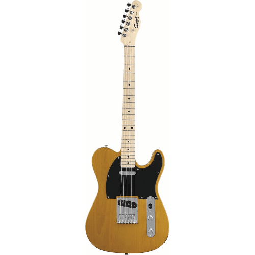 Squier Affinity Tele MN Butterscotch