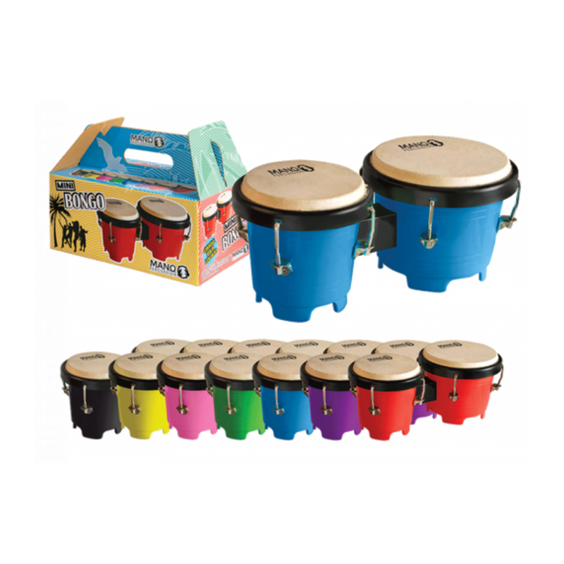 Mano Percussion TDK16 Mini Bongos