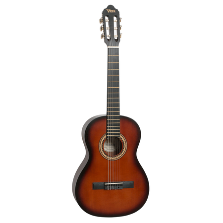 Valencia 200 Series 3/4 Classical Guitar Sunburst