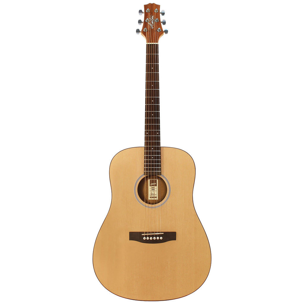Ashton D20 Acoustic Pack Matte Natural