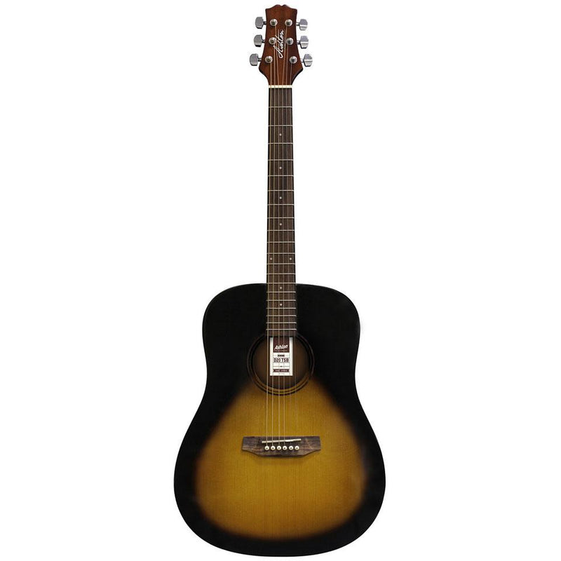 Ashton D20 Acoustic Pack Tobacco Sunburst
