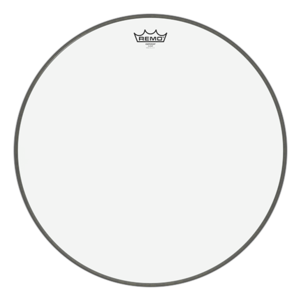 Remo 22 inch Emperor Clear Bass Drum Head