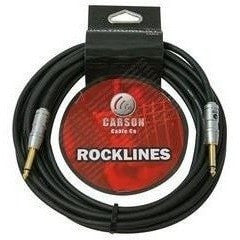 Carson 20ft Instrument Cable S-S