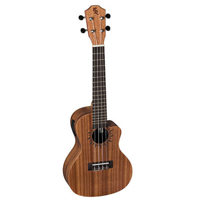 Baton Rouge Concert Ukulele w/Cutaway and Pickup