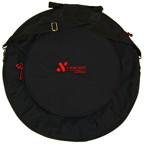 Xtreme 22 inch Cymbal Bag w/Accessory Pocket