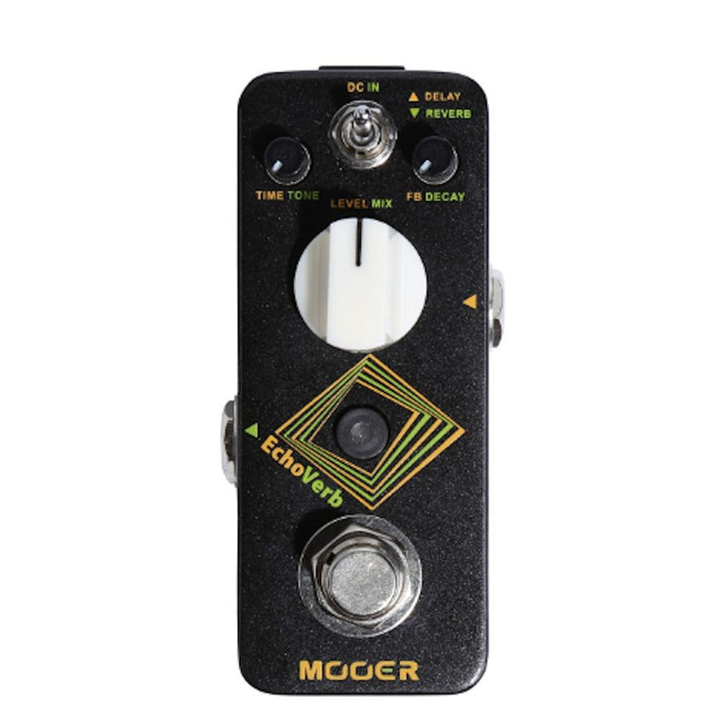 Mooer Echoverb Delay and Reverb