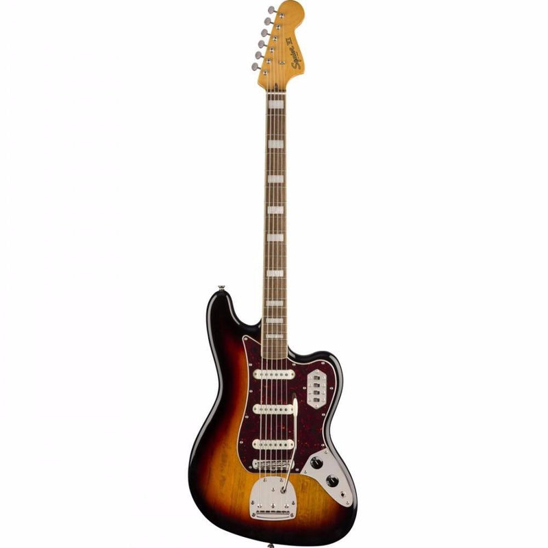 Squier Classic Vibe Bass VI 3 Colour Sunburst