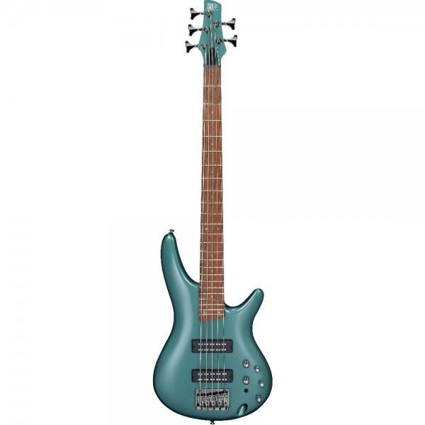 Ibanez SR305E 5 String Bass Metallic Sage Green