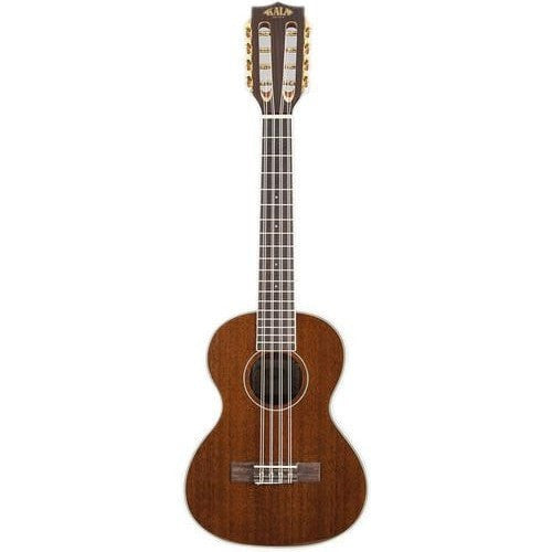 Kala Gloss Mahogany Tenor 8-String w/Pickup