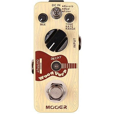Mooer Wood Verb Acoustic Reverb