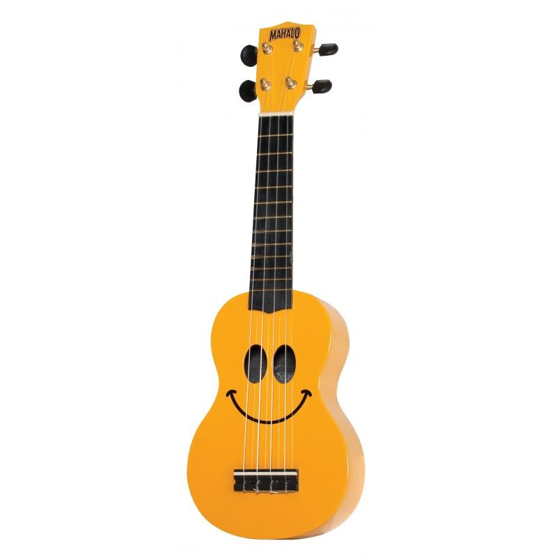 Mahalo U60SM Smiley Face Ukulele