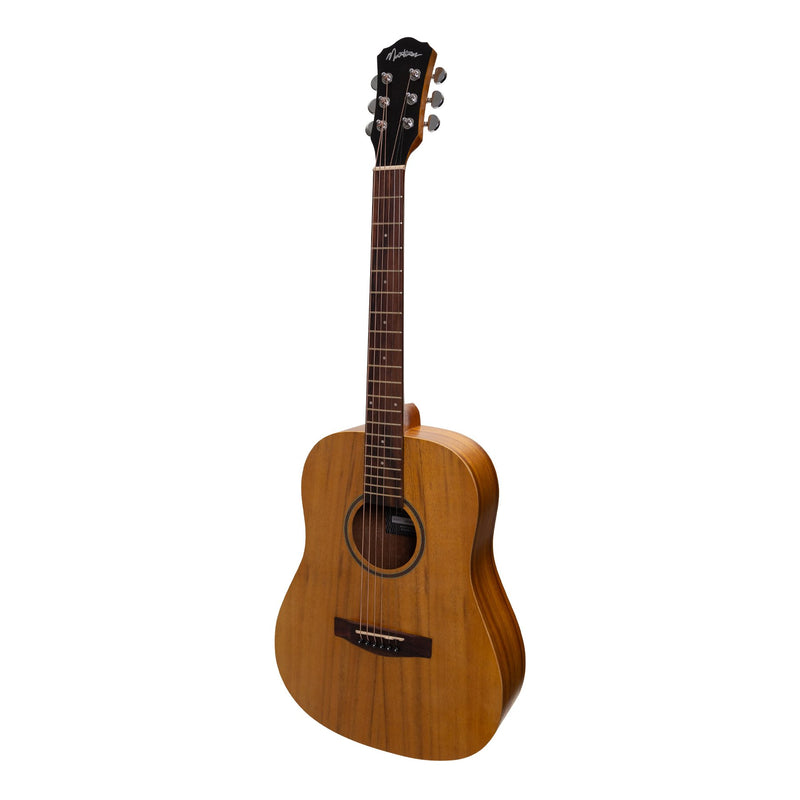 Martinez Middy Traveller Guitar Koa