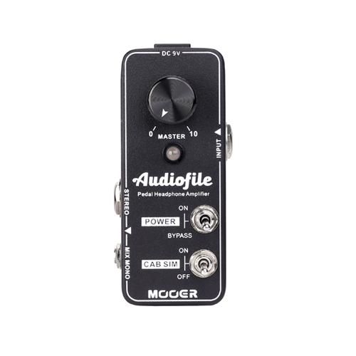 Mooer Audio File Micro Headphone Amp